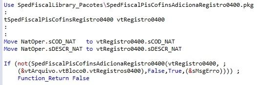 SpedFiscalPisCofinsAdicionaRegistro0400